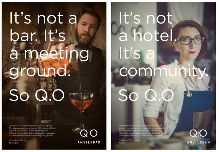Concept QO Hotel