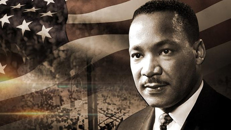 Martin Luther King Jr. Day: January 18, 2021