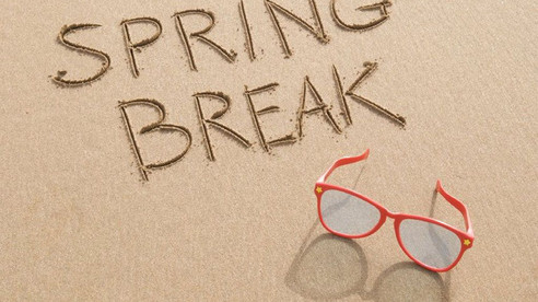 REMINDER: 2021 Spring Break March 29th - April 9th