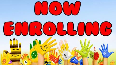 2021-2022 Enrollment Now Open For Returning Students!