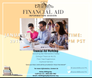 Financial Aid Information Session with PAL Center's Upward Bound Program