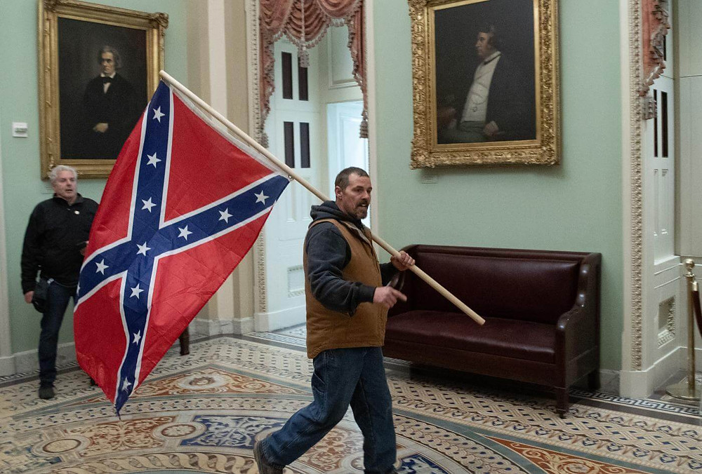 The Capitol Hill Attack by White Supremacists Verifies The Treatment Differences Between Black & White Americans