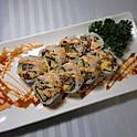 BR1-2. 소 불고기 바베큐 롤 Beef Bulgogi BBQ Roll (韓式烤牛肉卷) 8pcs