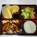 LB5. 치킨테리 런치 Chicken Teriyaki Lunch (照烧鸡肉便当)