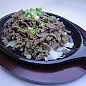 B3. 소불고기 바베큐 Beef Bulgogi B.B.Q. (韓式鐵板牛肉)