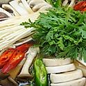 T5. 버섯불고기전골 Beoseot Bulgogi- Jeongol (韩式蘑菇牛肉锅) for 2