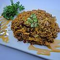 R11. 김치볶음밥 kimchi Fried Rice (Spicy) (辣泡菜炒饭)