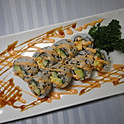 BR4-2. 야채롤 Vegetable Roll (韩式蔬菜卷) 8pcs