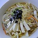 N5. 유부우동 Tofu U-dong (炸豆腐烏冬)