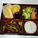 LB8. 돈까스 런치 Pork Cutlet Lunch (照烧炸猪排便当)