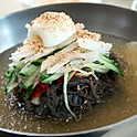 N11. 물냉면 Mul Naengmyeon (A little spicy / Seasonal) (韓式冷面)