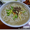 N10. 소고기감자칼국수 Beef Potato Kalguksu (韓式土豆刀切面汤)
