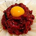 L8. 육회 Yook - hae (韩式生拌牛肉)