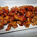 L4. 닭강정 Korean Chicken popcorn (A little spicy) (韩式鸡米花)