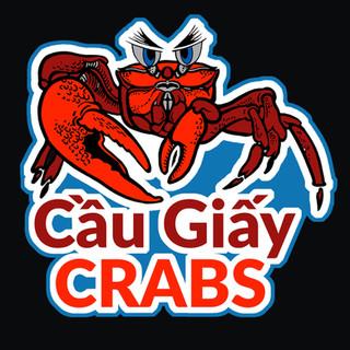 Cau Giay Crabs Logo
