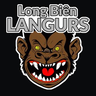 Long Bien Langurs Logo