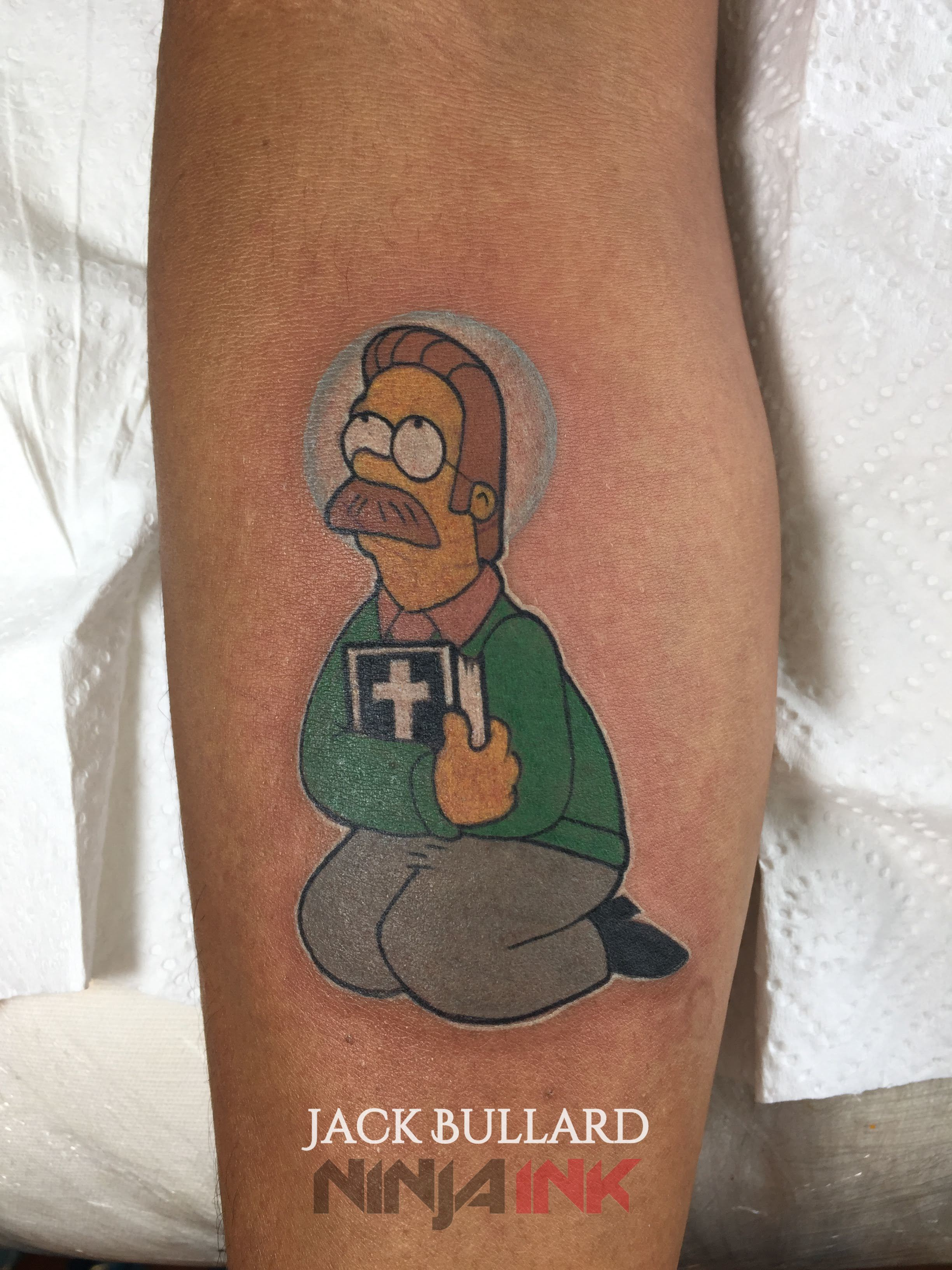 Ned Flanders will save us all