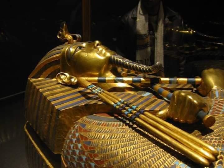 Ancient Egyptian Tomb Exploration