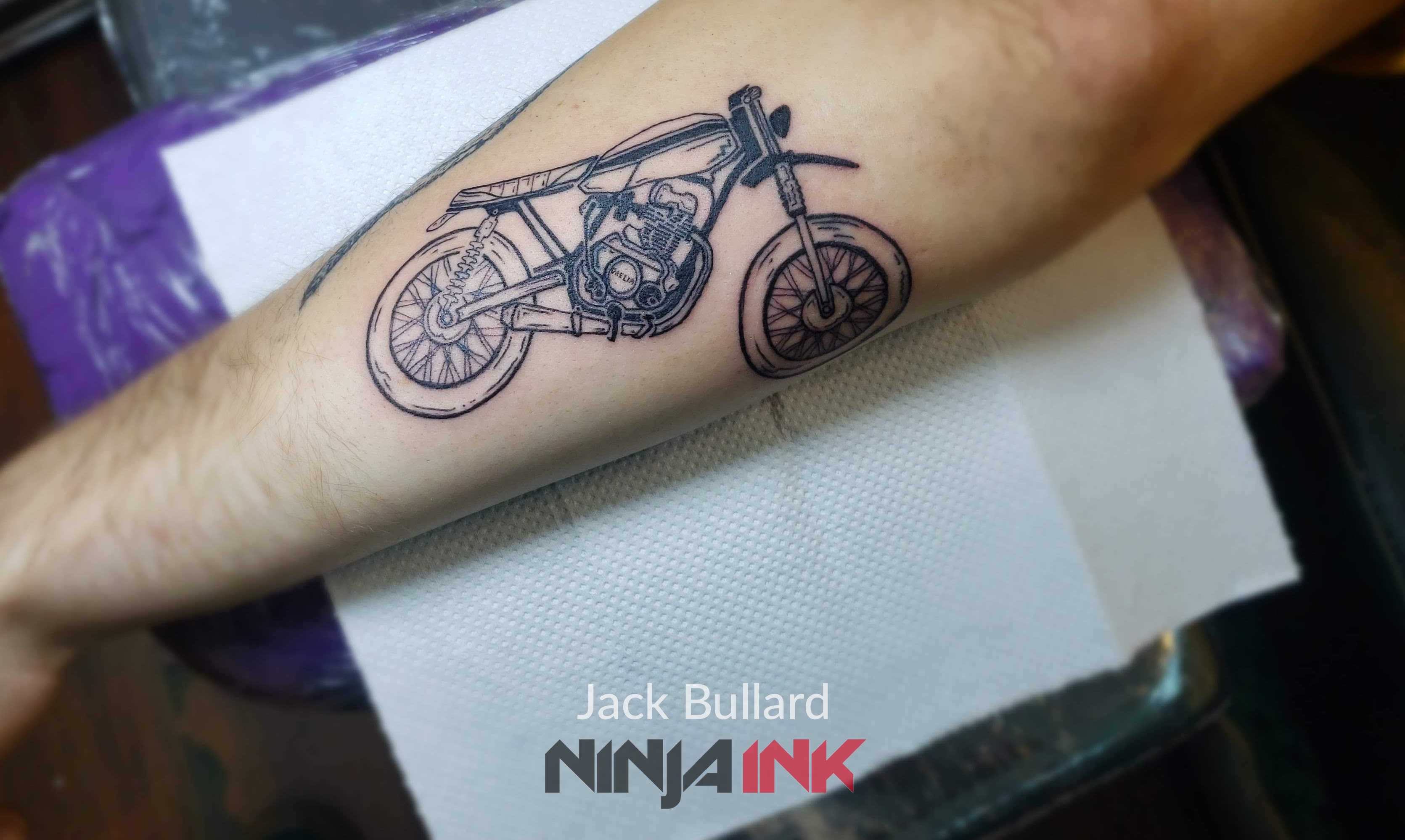 JackBullard, Ninja Ink Tattoo 202113