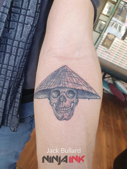 JackBullard, Ninja Ink Tattoo 202118