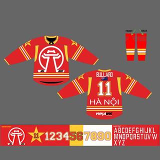 Hanoi Ice Hockey League