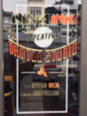 Ninja Ink Creative Tattoo Studio