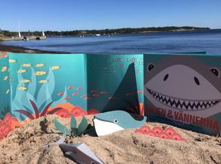 Book tips - Hajen och vännerna