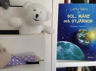 Book tips - sun, moon & stars