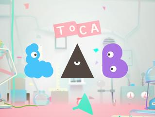 App tips - Toca Lab