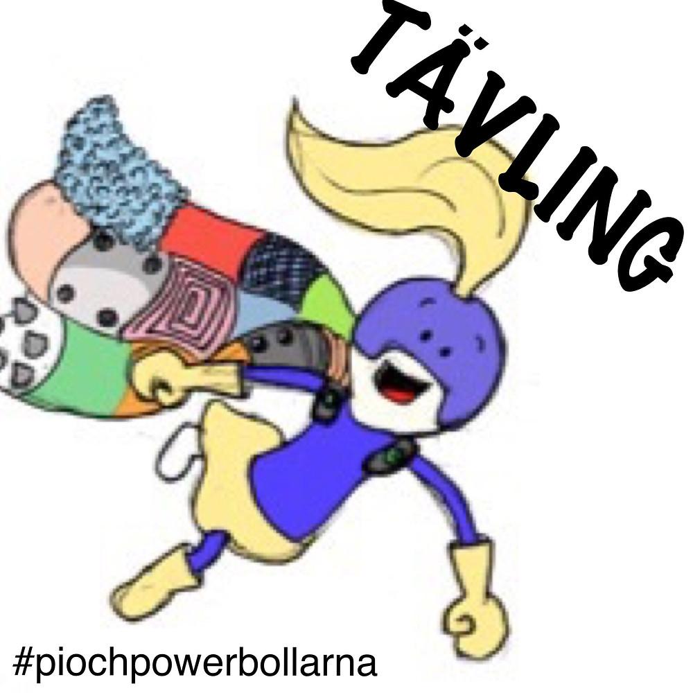 Pi och Powerbollarna