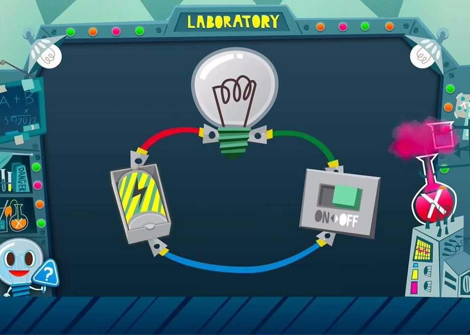 bNosy tipsar om appspel naturvetenskap