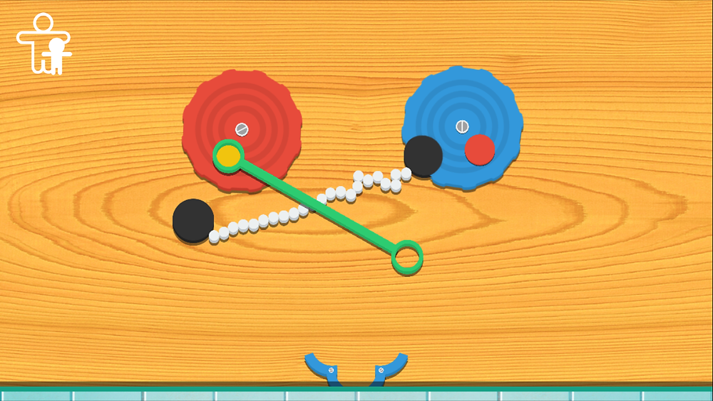 bNosy tipsar om Edoki Academys app Crazy Gears
