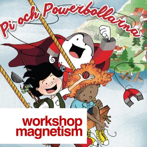 Workshop - Magnetfisket