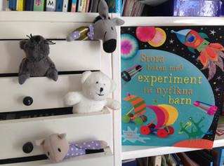 Book tips - Stora boken med experiment för nyfikna barn