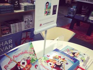 Missa inte att få din bok signerad på Akademibokhandeln, Nordstan