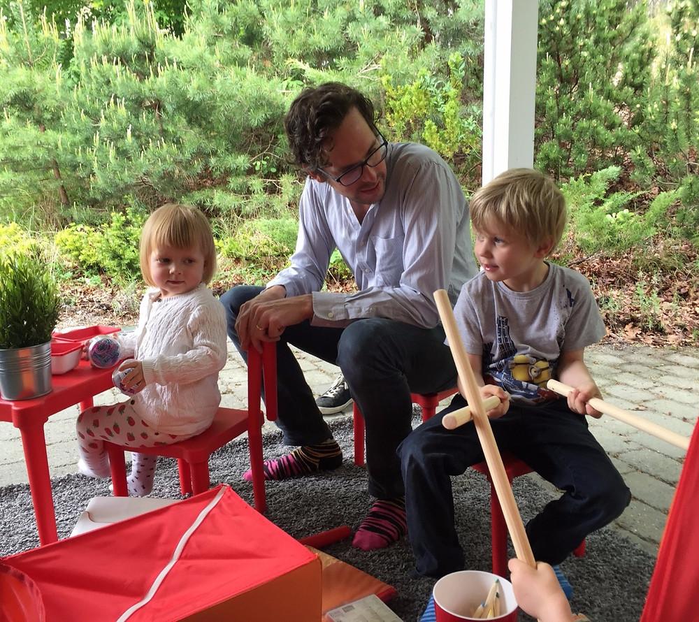 bNosy tipsar om aktiviteter för barn