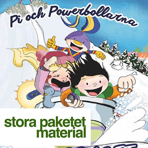 Skolpaketet - Vinterracet