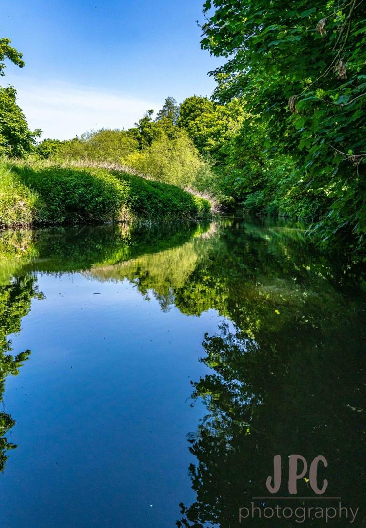 Lord Byron's Pool, Cambridge