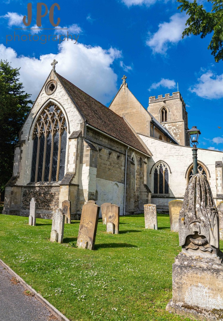Trumpington Church, Cambridge