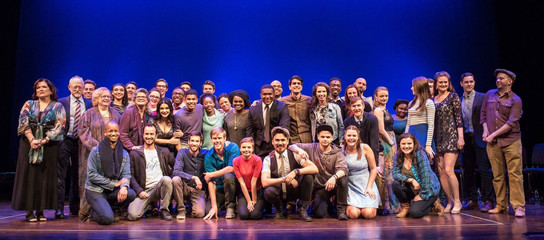 National Irene Ryan Contestants at The Kennedy Center for the Performing Arts in Washinton, D.C.