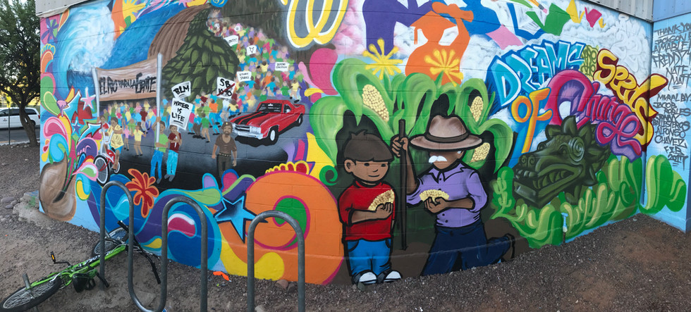 Boys and Girls Club Mural