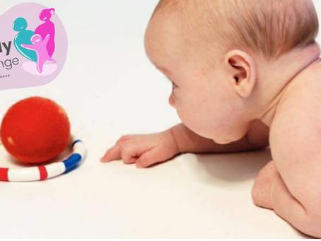 Spielideen, Tipps und Infos im ersten Babyjahr