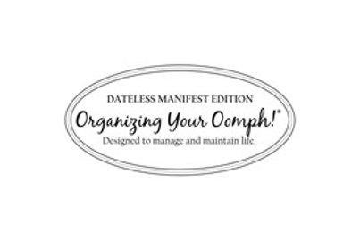 MANIFEST EDITION - DATELESS