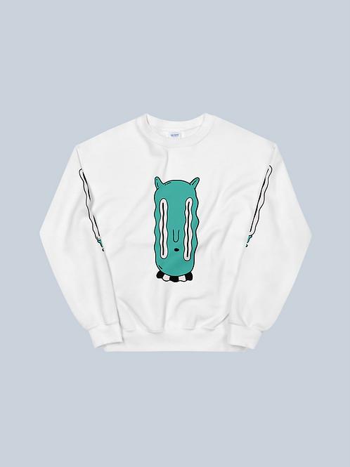 Hyper Zombie Unisex Sweatshirt