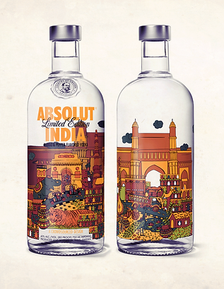 Absolut: India Edition