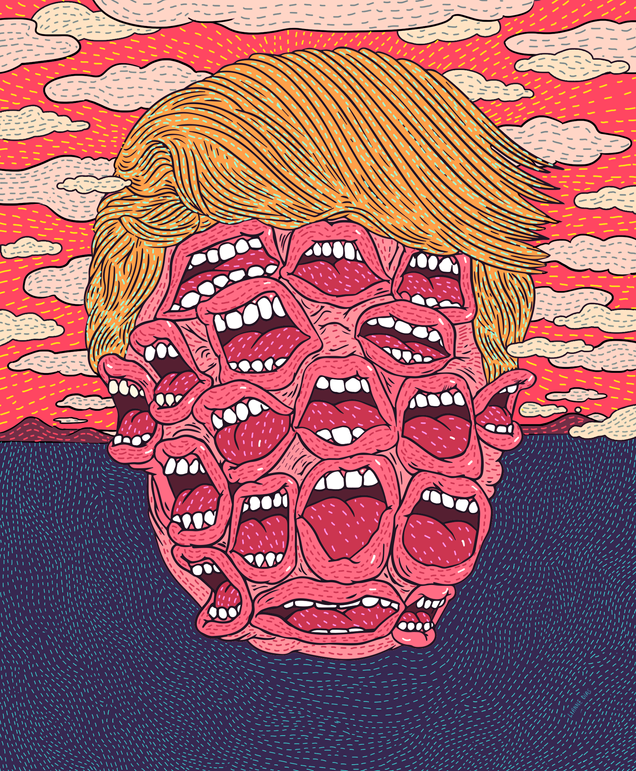 Why Donald Trump Supporters Are Donald Trump Supporters