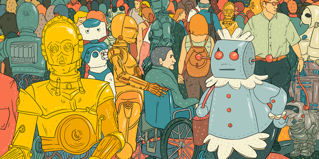 Op-Ed: Fictional Robots of the '70s Will Be Reality In the 2020s