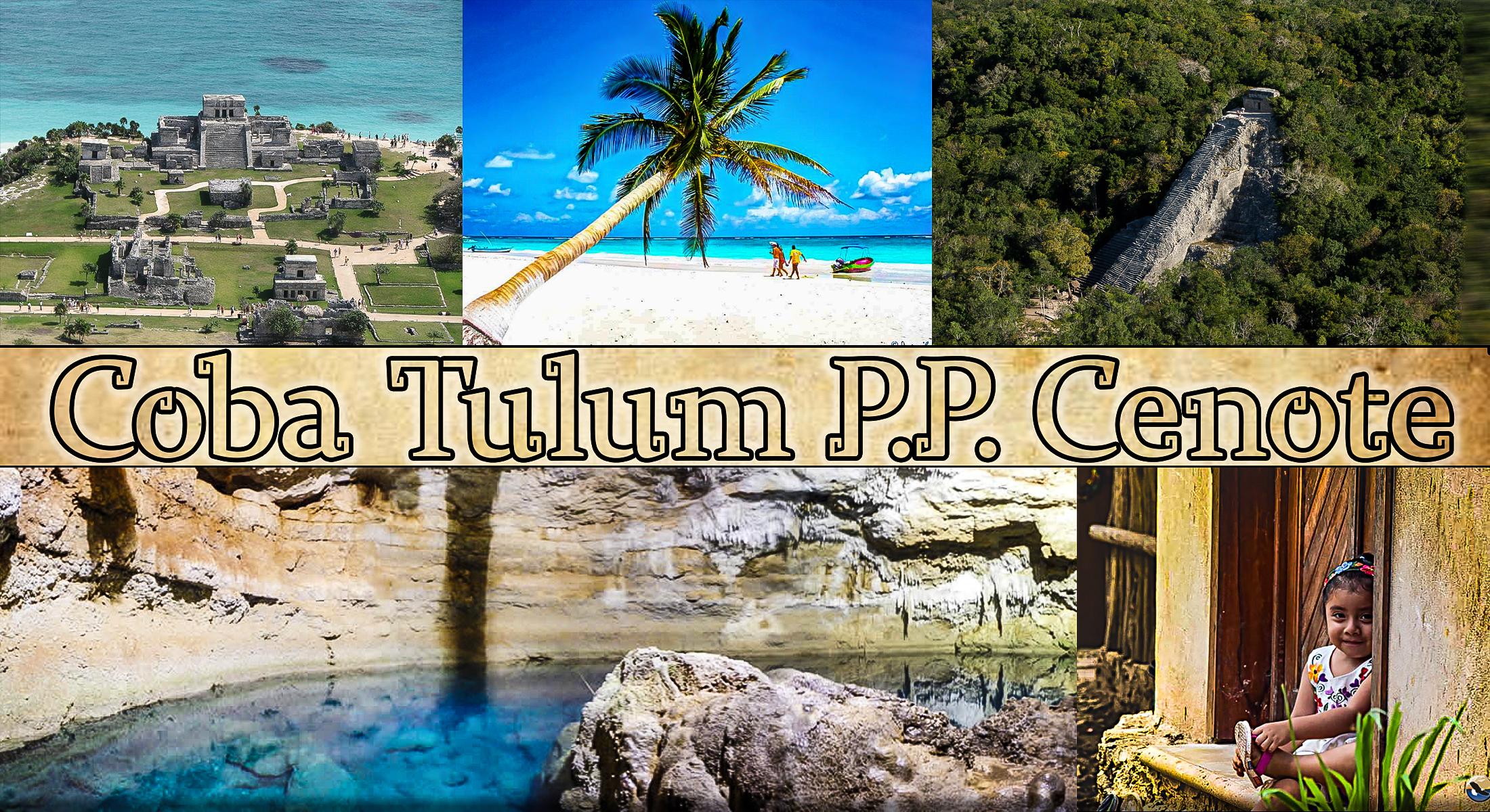 Coba Tulum pp Cenote