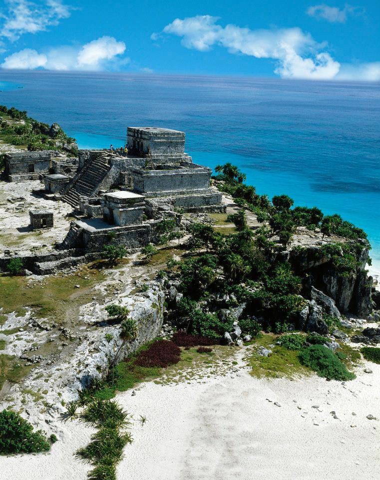 Ruinas de Tulum 1
