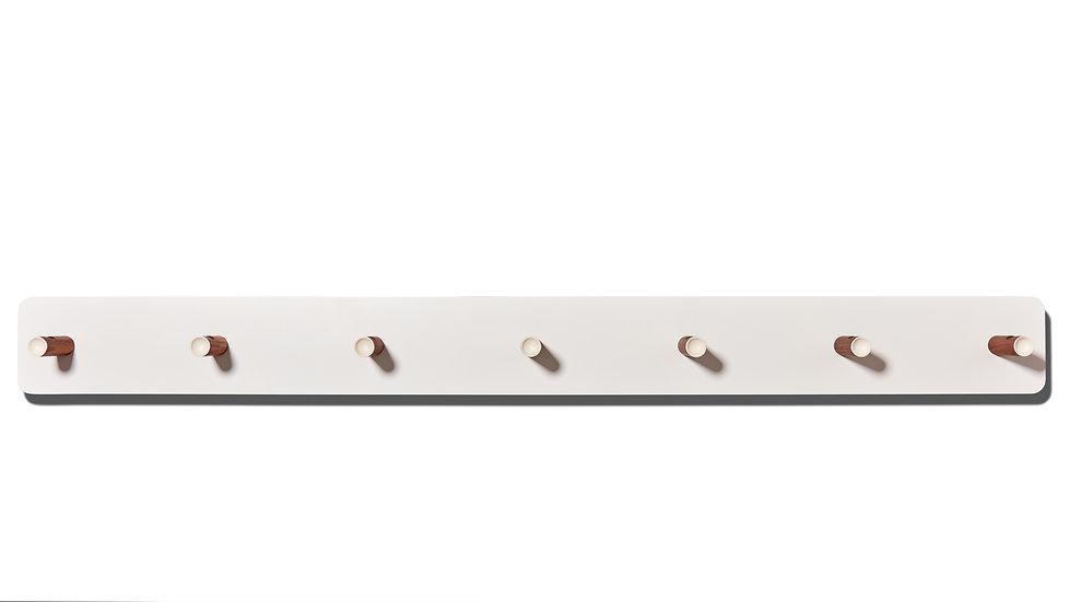 shaker, shaker peg rail, peg rail, modern shaker peg rail, modern peg rail, white